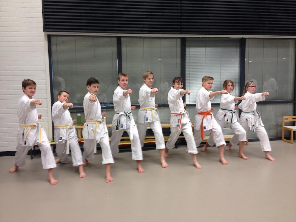 Bushido Karatekoulu Oulu - Karate Oulu
