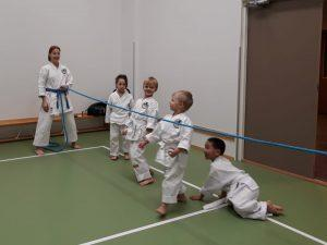 Bushido Karate Kids Oulu 2018