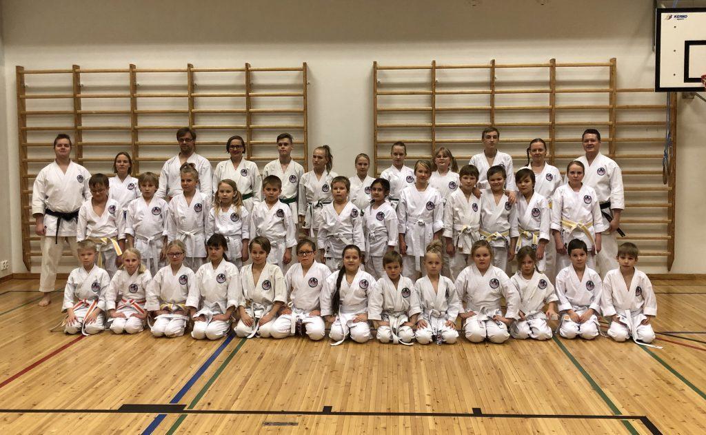 2018-12 Karaten Vyökokeet Oulu
